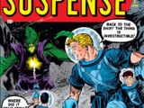 Tales of Suspense Vol 1 1