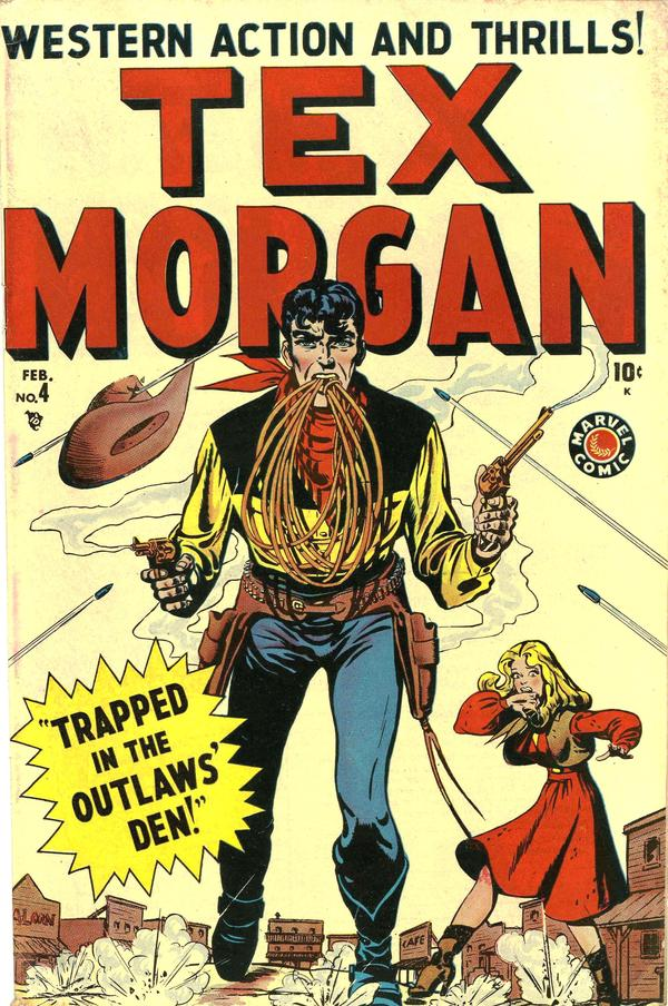 Tex Morgan Vol 1 4