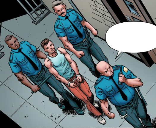 Texas Department of Criminal Justice Correctional Institutions Division (Earth-616)/Gallery