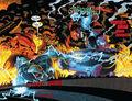 Thaddeus Ross (Earth-616), Lyra (Earth-8009), James Howlett (Earth-616), and Elizabeth Ross (Earth-616) from Hulk Vol 2 16 0001