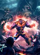 Thanos Imperative Vol 1 3 Textless