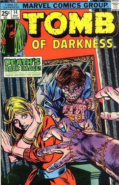 Tomb of Darkness Vol 1 14