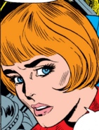 Una (Earth-616) from Captain Marvel Vol 1 6 001