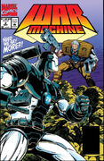War Machine Vol 1 2