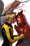X-Men First Class Vol 1 7 Textless