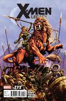 X-Men Legacy Vol 1 273