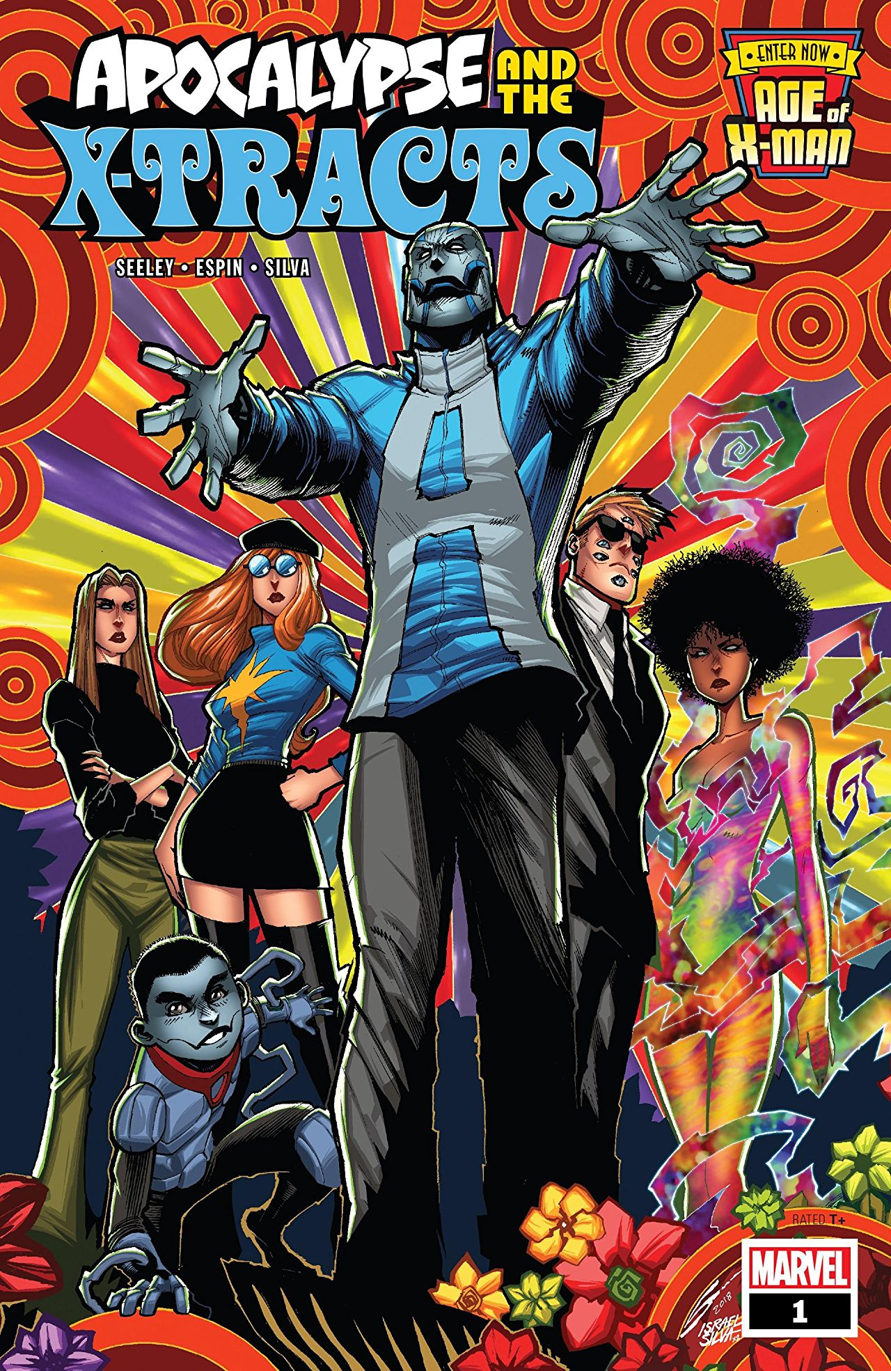 Age of X-Man: Apocalypse & the X-Tracts Vol 1 1