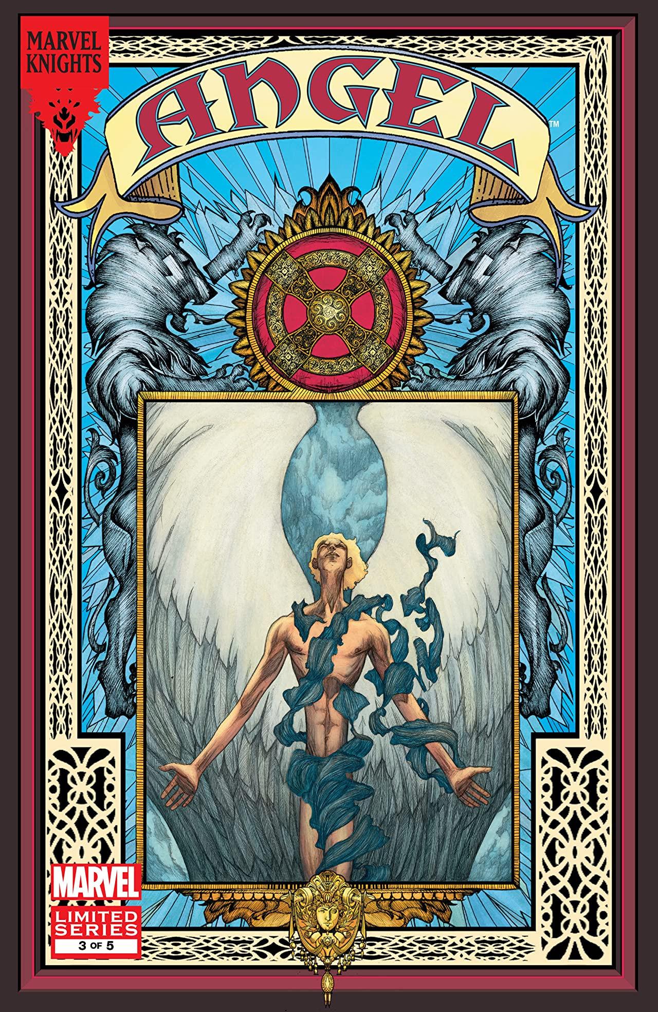 Angel: Revelations Vol 1 3