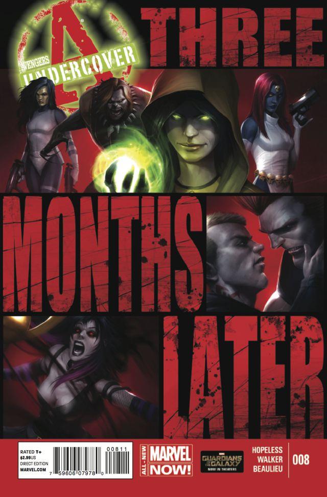 Avengers Undercover Vol 1 8