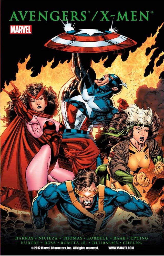 Avengers/X-Men: Bloodties TPB Vol 2