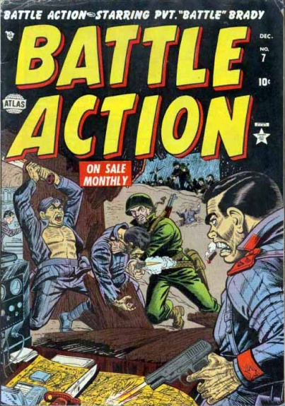Battle Action Vol 1 7