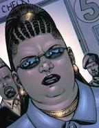 Bridget Hapanmyas (Earth-616) from Elektra Vol 3 25 001