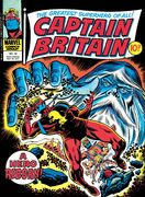Captain Britain Vol 1 33