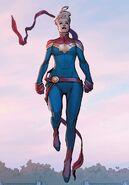 Carol Danvers (Earth-616) from Civil War II Vol 1 7 001