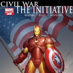 Civil War: The Initiative Vol 1 1