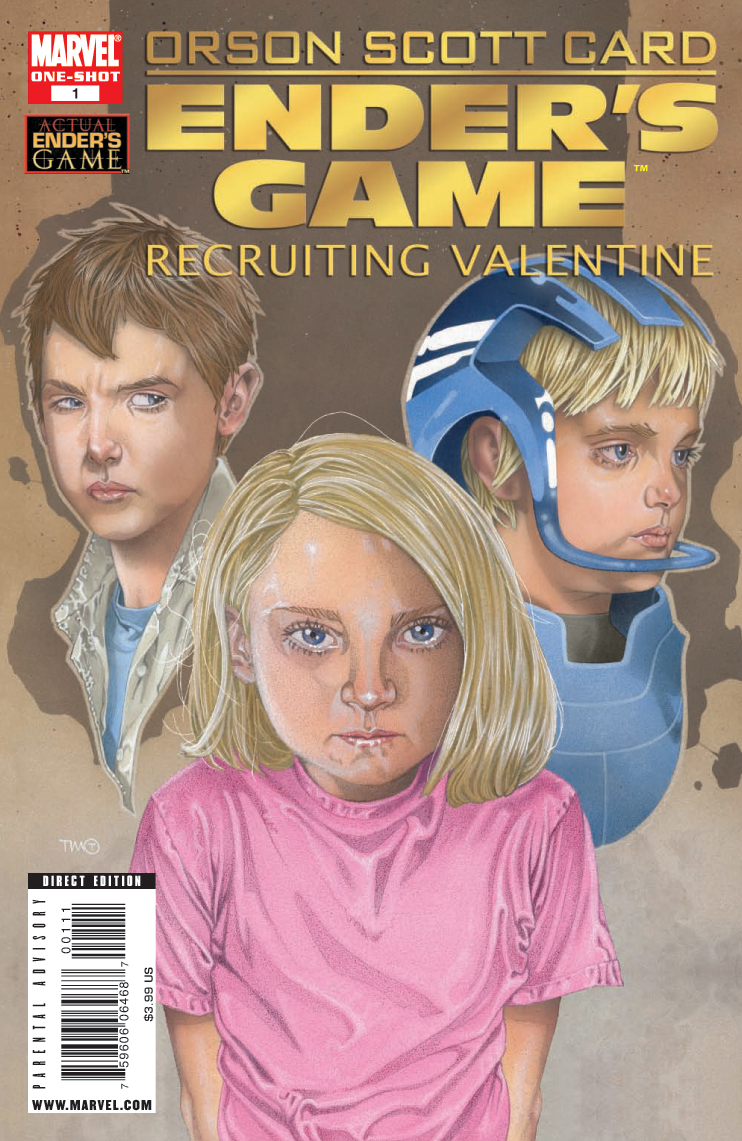 Ender's Game: Recruiting Valentine Vol 1 1