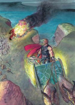 Faroe Islands from Thor God of Thunder Vol 1 18 001.png