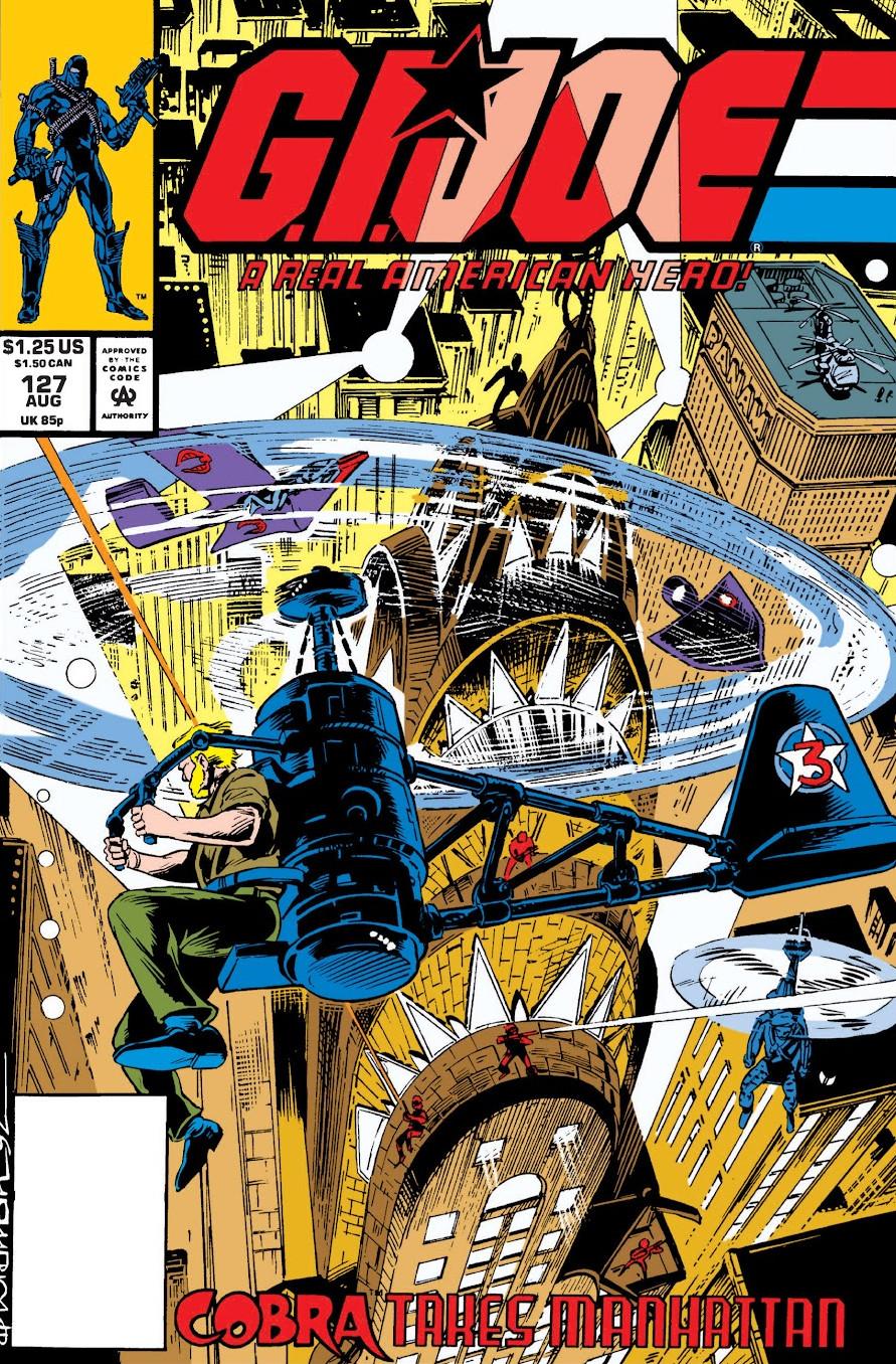 G.I. Joe: A Real American Hero Vol 1 127