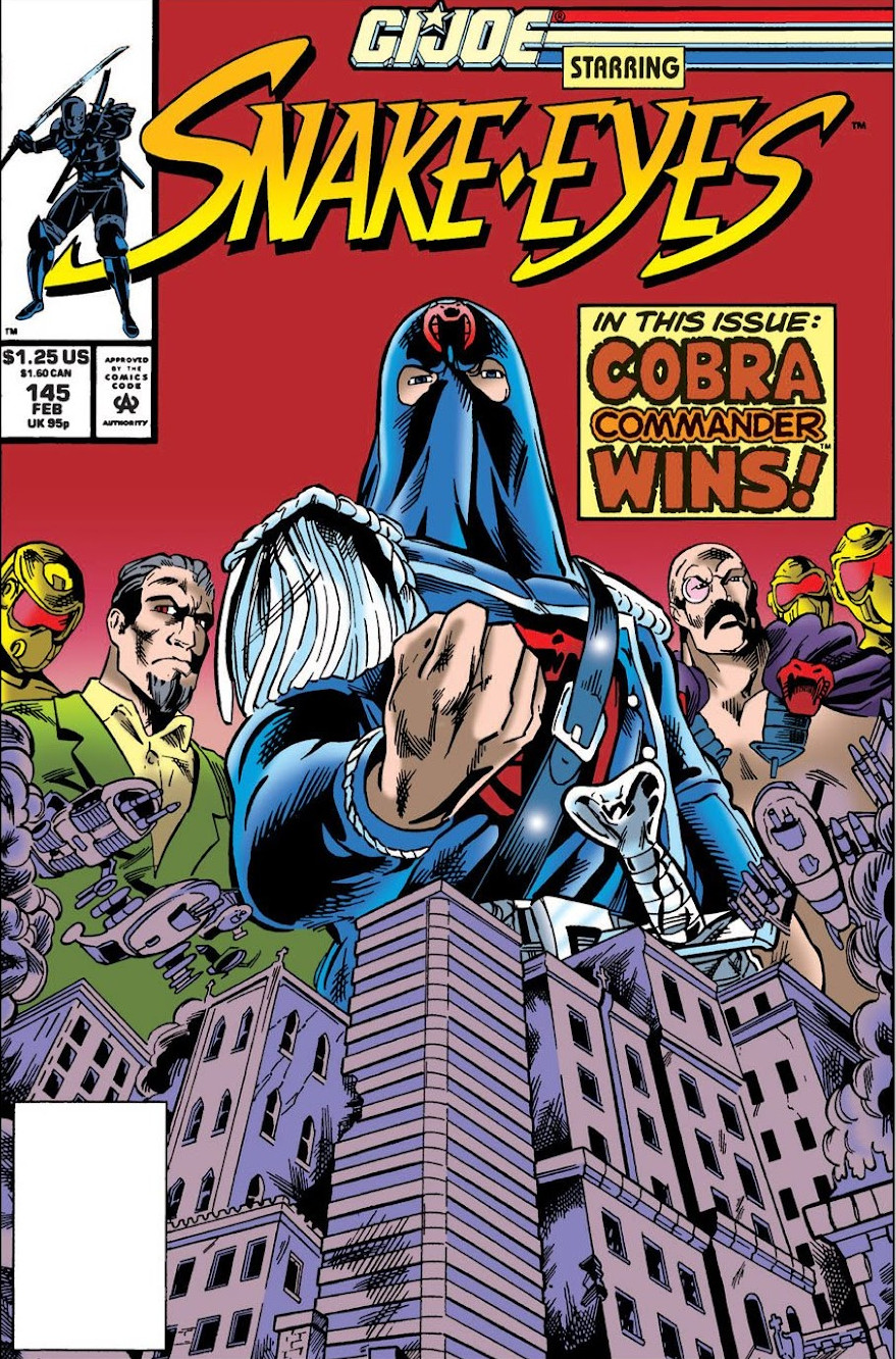G.I. Joe: A Real American Hero Vol 1 145