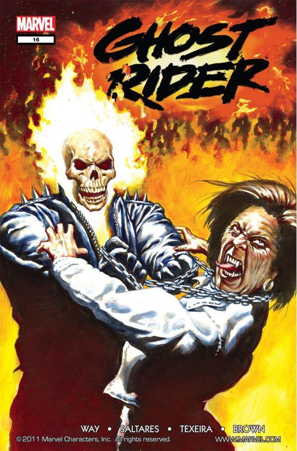 Ghost Rider Vol 6 16