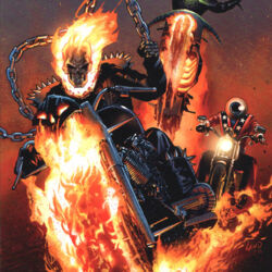 Ghost Riders: Heaven's on Fire Vol 1 5
