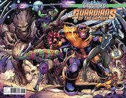 Guardians of the Galaxy Vol 4 19 Wraparound