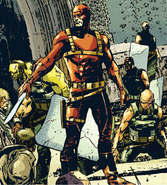 Hounds (Earth-295) from Age of Apocalypse Vol 1 1 0001