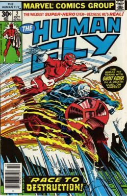 Human Fly Vol 1 2