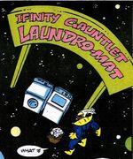 Ifinity Gauntlet Laundro-Mat