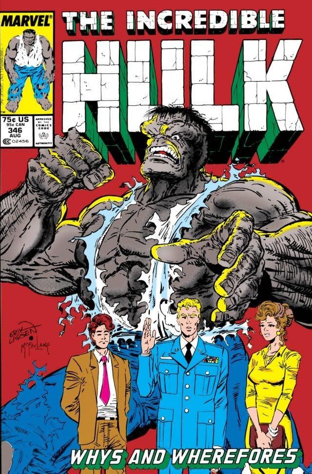 Incredible Hulk Vol 1 346