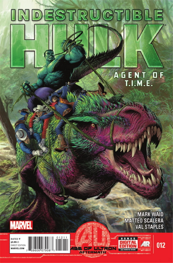 Indestructible Hulk Vol 1 12