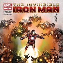 Invincible Iron Man Vol 1 512