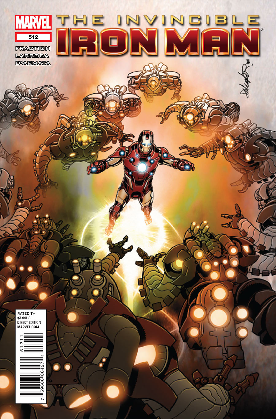 Invincible Iron Man Vol 1 512