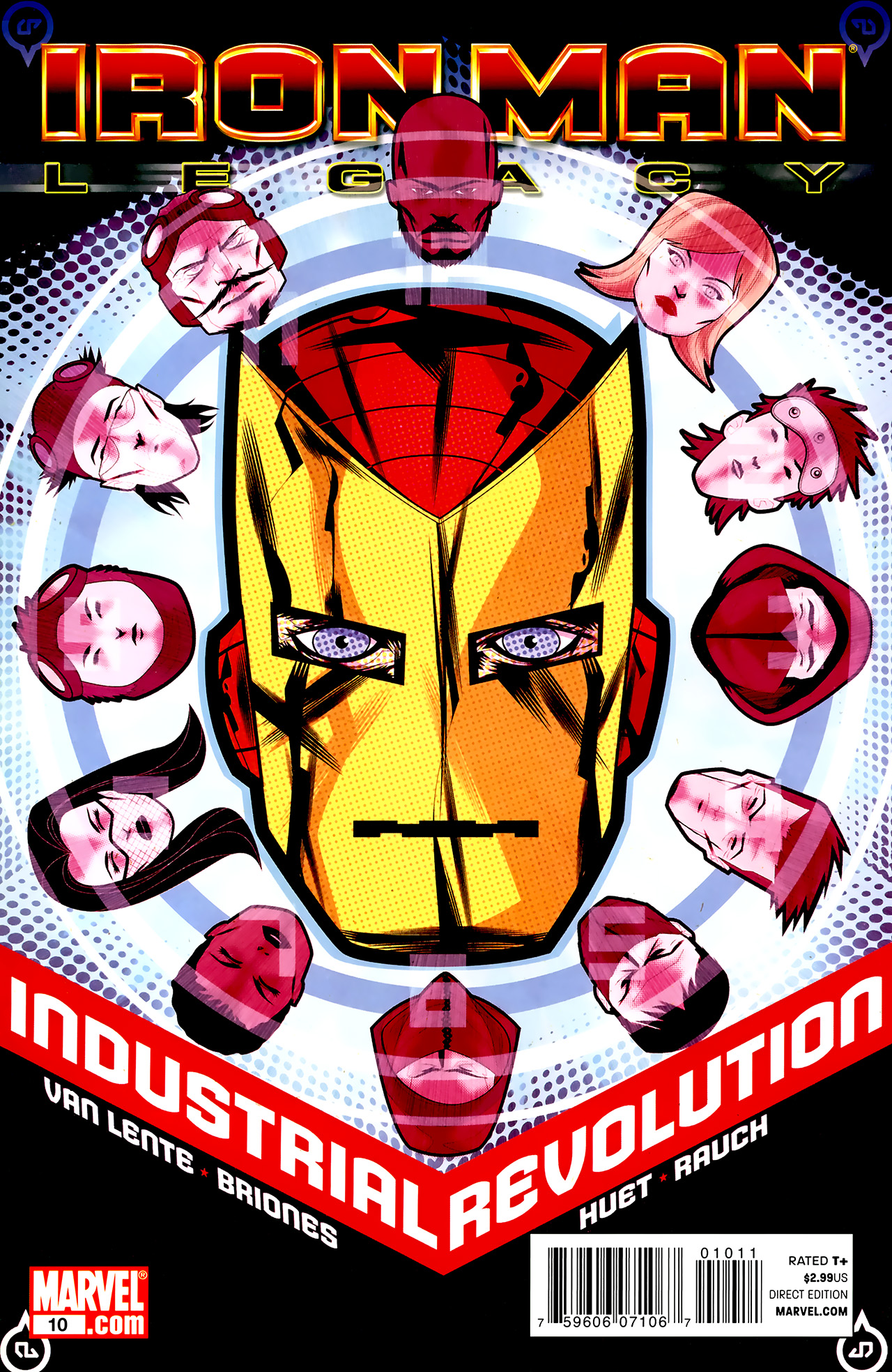 Iron Man: Legacy Vol 1 10