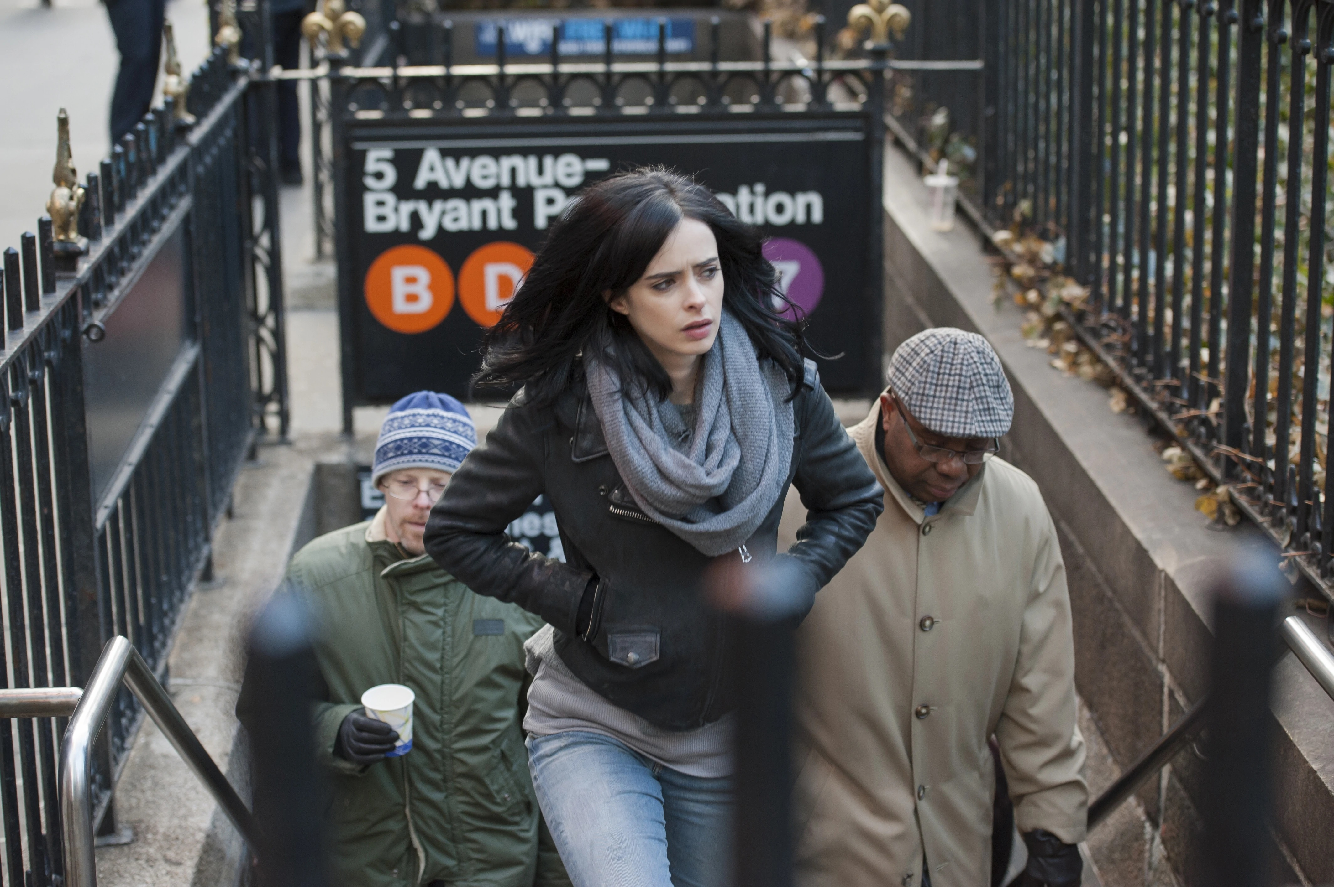 Marvel's Jessica Jones Season 1 4