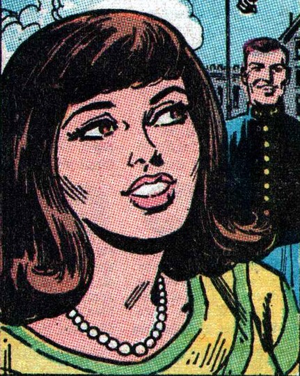 Kathy Savage (Earth-616)