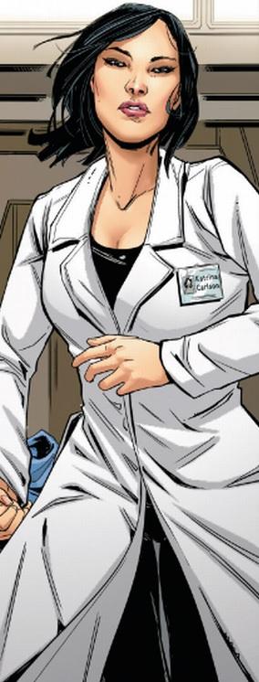 Katrina Carlson (Earth-616)