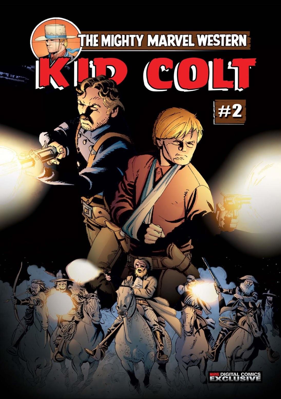 Kid Colt Vol 2 2