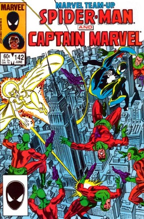 Marvel Team-Up Vol 1 142