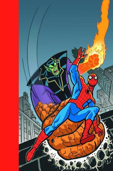 Marvel Universe: Ultimate Spider-Man Vol 1 12