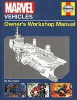 Marvel Vehicles Owner's Workshop Manual Vol 1 1