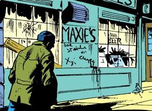 Maxie's Bar/Gallery