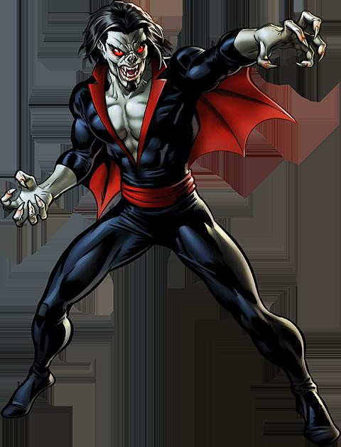 Michael Morbius (Earth-12131)