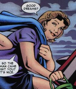 Mrs. Baker (Earth-616) from Friendly Neighborhood Spider-Man Annual Vol 1 1 0001.jpg