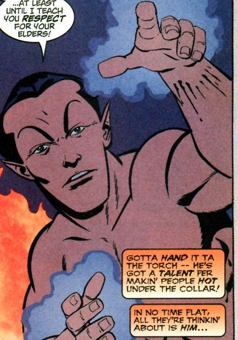 Namor McKenzie (Earth-20007)