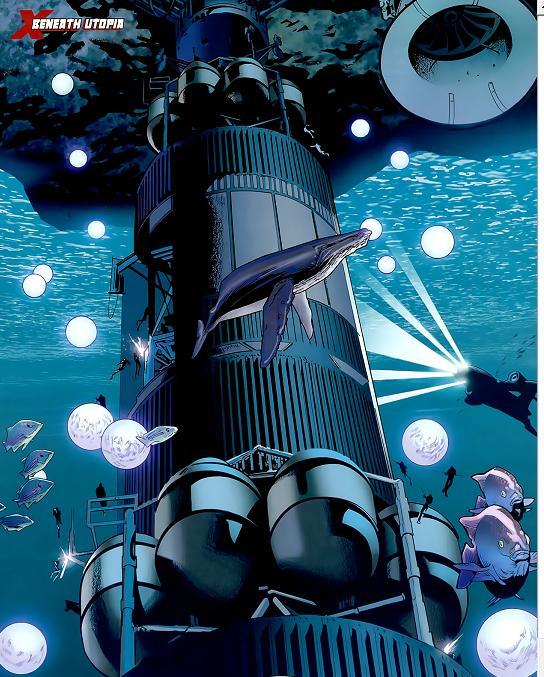 New Atlantis (Atlantean Pillar)/Gallery
