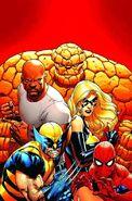 New Avengers Vol 2 1 Textless