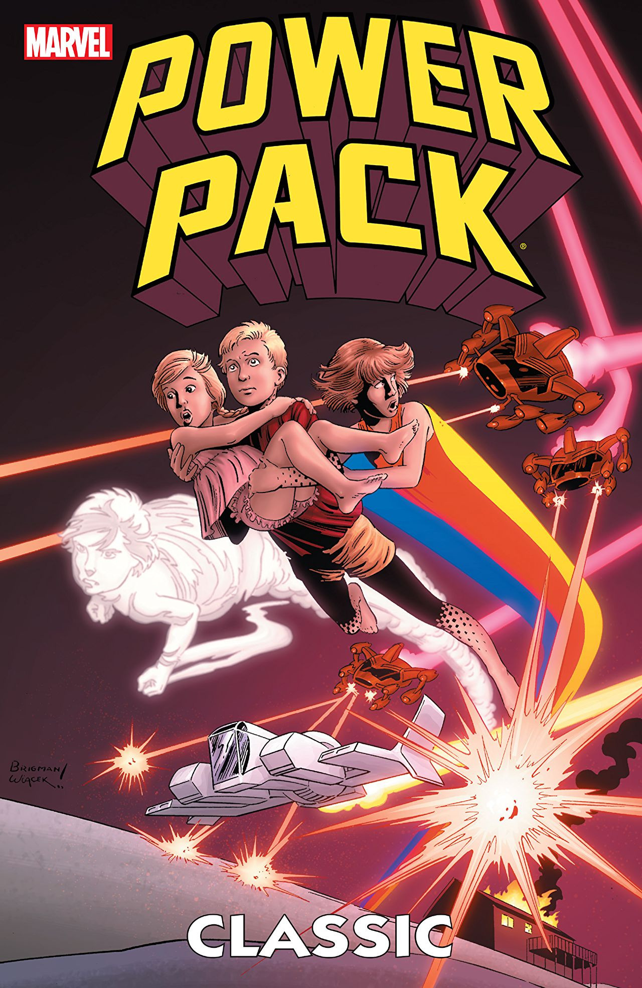 Power Pack Classic Vol 1 1