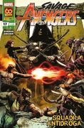 Savage Avengers Vol 1 17 ita