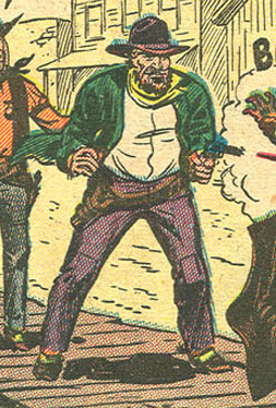 Scarecrow (Outlaw) (Earth-616)